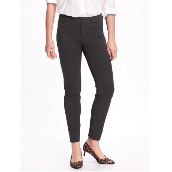 BNWT Old Navy Mid Rise Pixie Ankle Pants